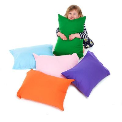 Colourful Floor Cushions Pack of 5,Children's floor cushions,classroom floor cushions,numeracy floor cushions